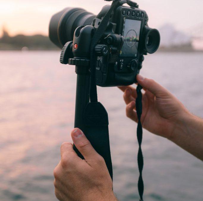 Zoom sur … Le statut de photographe professionnel
